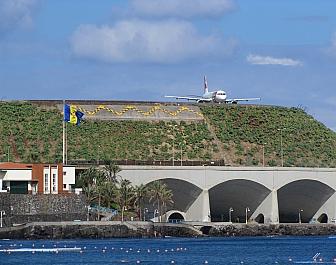 Funchal letiste