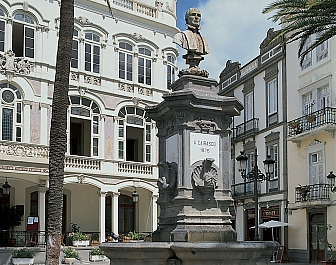 Gran Canaria Las Palmas Gabinete literario