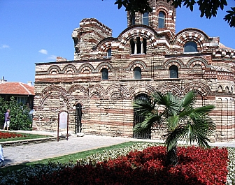 Nessebar (chránená pamiatka UNESCO)