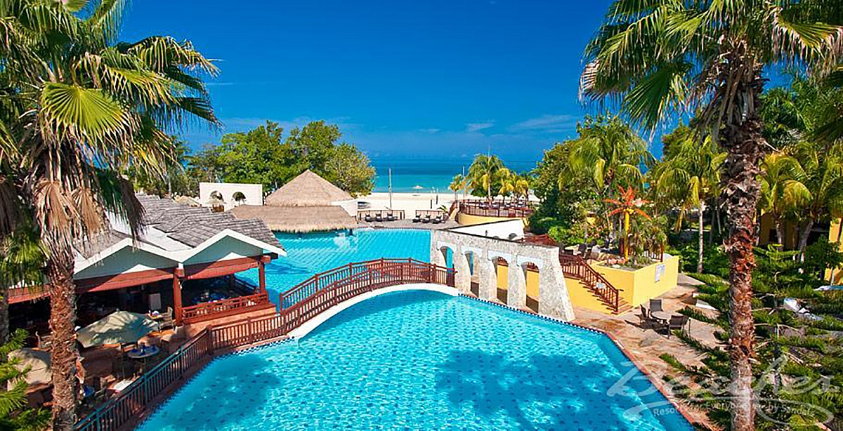 Beaches Negril Spa & Beach Resort - Jamajka - CK FISCHER