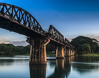 Řeka Kwai