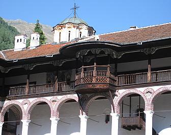 Rilský klášter