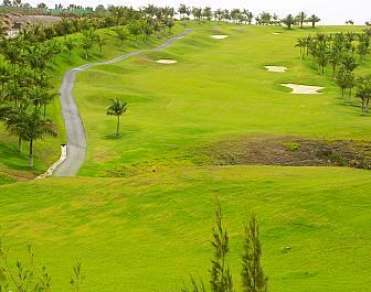 Golf na Gran Canaria