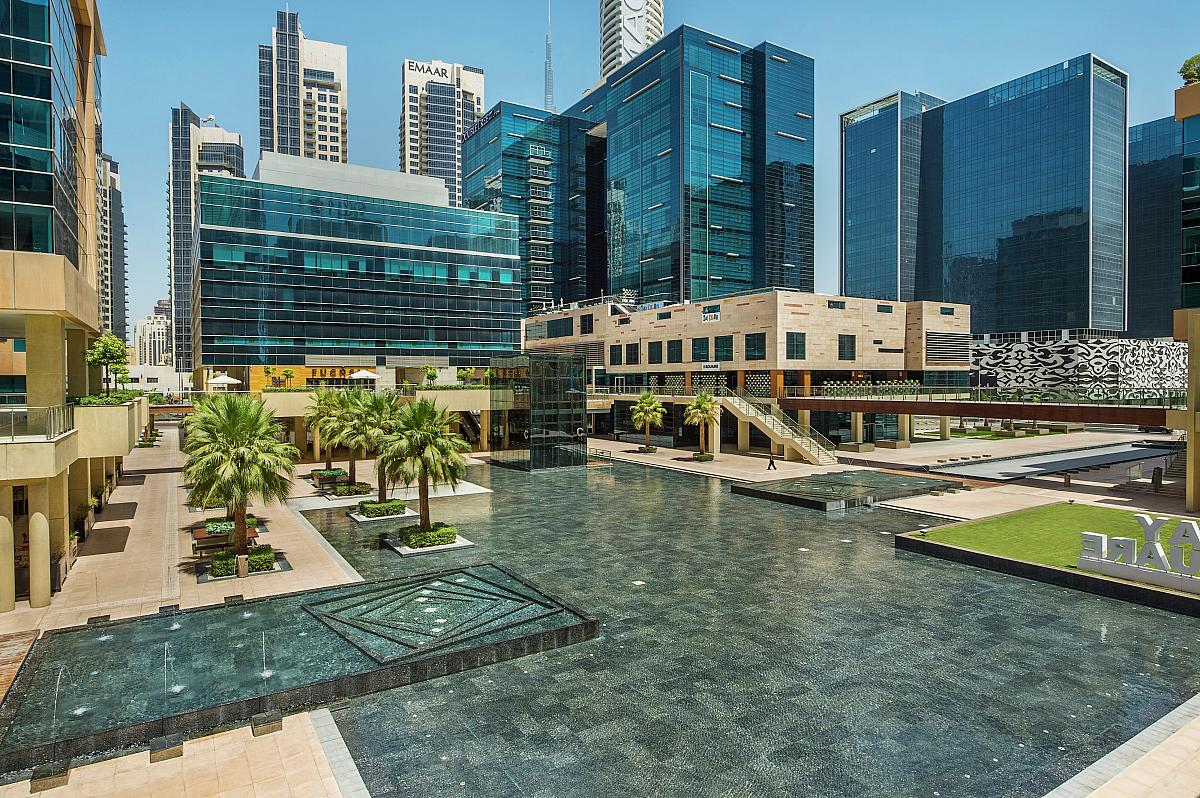 DoubleTree by Hilton Dubai – Business Bay