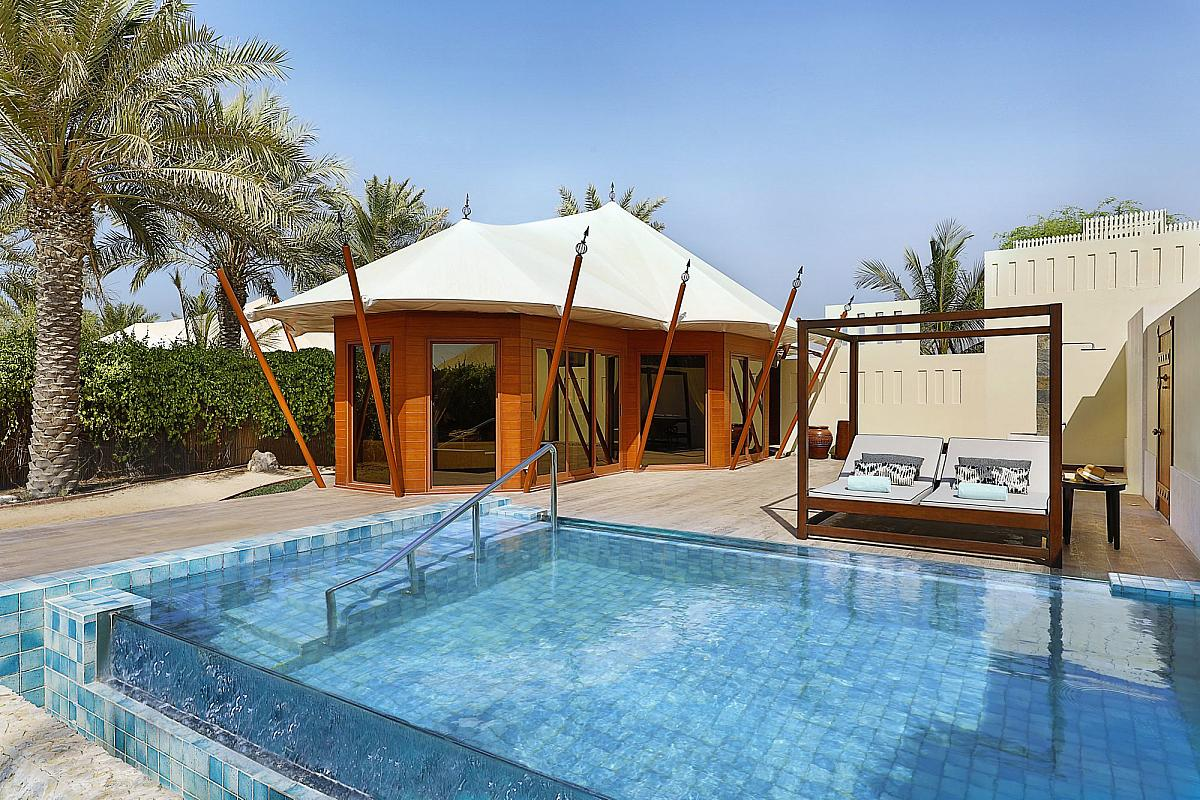 The Ritz Carlton Ras Al Khaimah, Al Hamra Beach