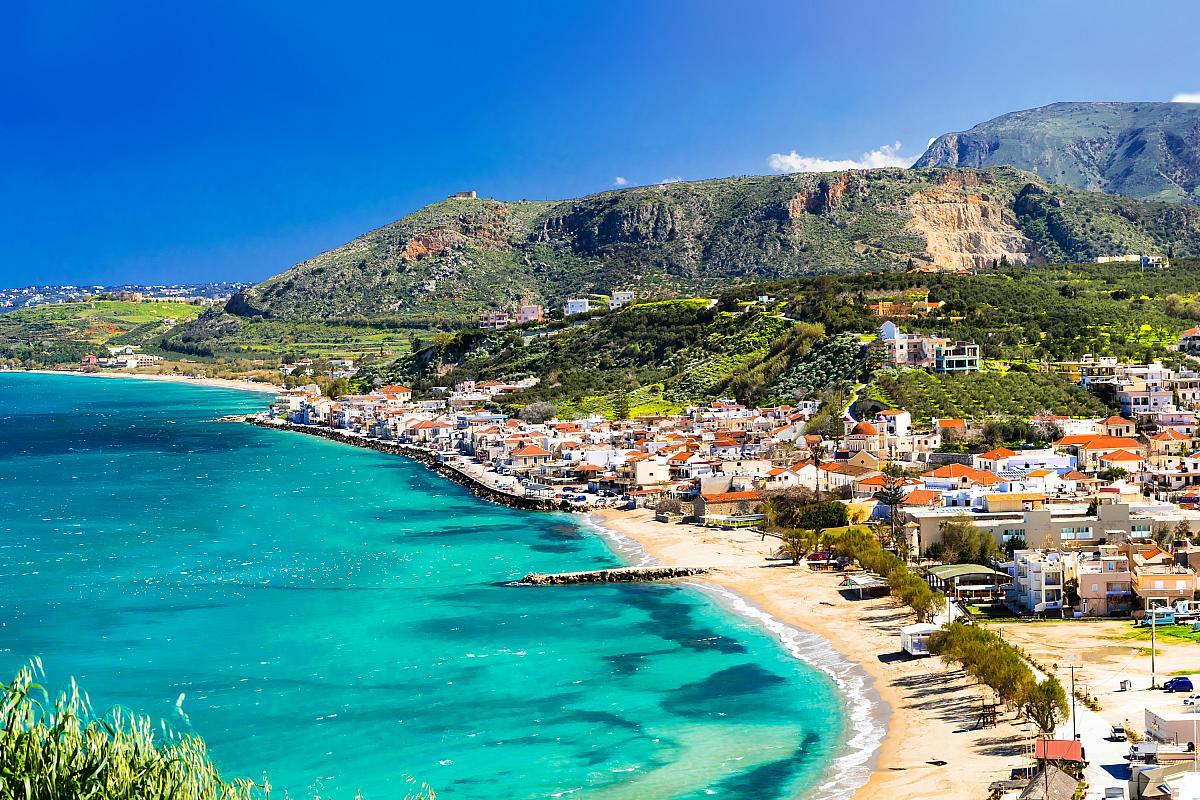 Kreta Flüchtlinge 2021